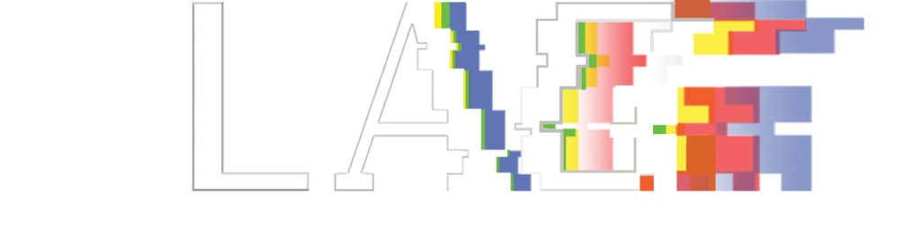 Multi Color Logo for LAG: A Zoomsical Comedy